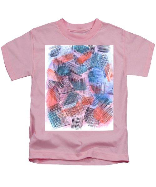 Art Doodle No. 23 Kids T-Shirt
