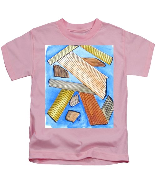 Art Doodle No. 24 Kids T-Shirt
