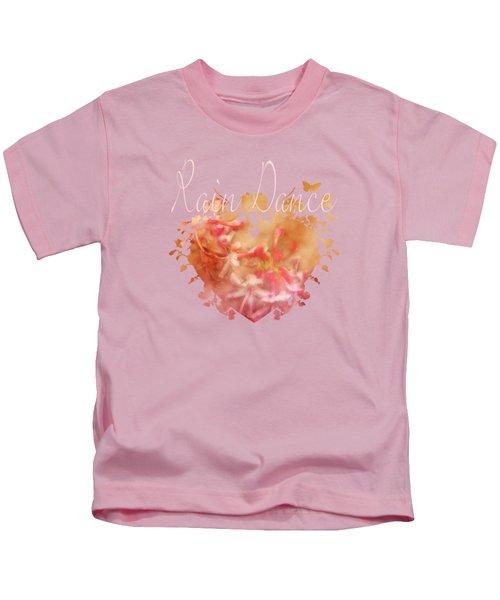 Rain Dance Kids T-Shirt