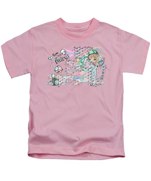Tom Dick And Fairy Kids T-Shirt