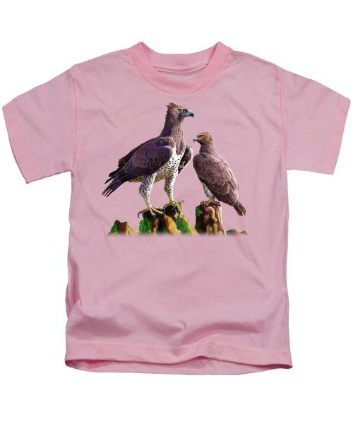Martial Eagles Kids T-Shirt