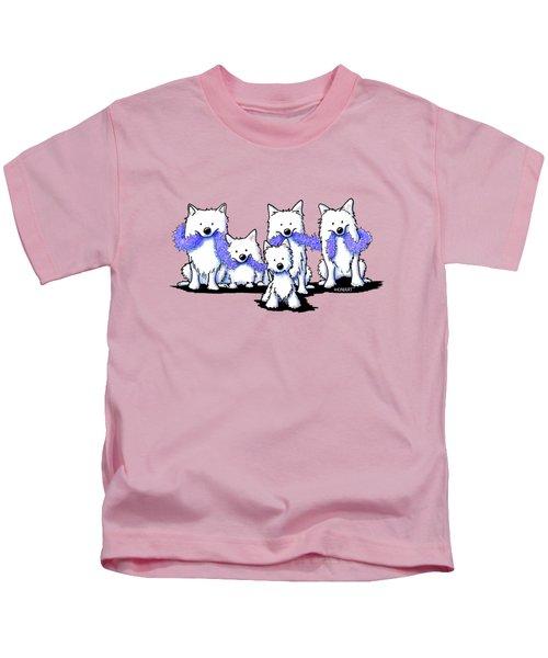 Sams And Westie Kids T-Shirt