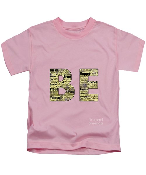 Be Inspired Kids T-Shirt