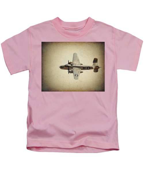 B-25j    Miss Mitchell Kids T-Shirt