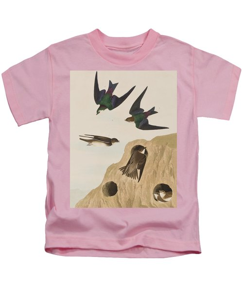 Bank Swallows Kids T-Shirt