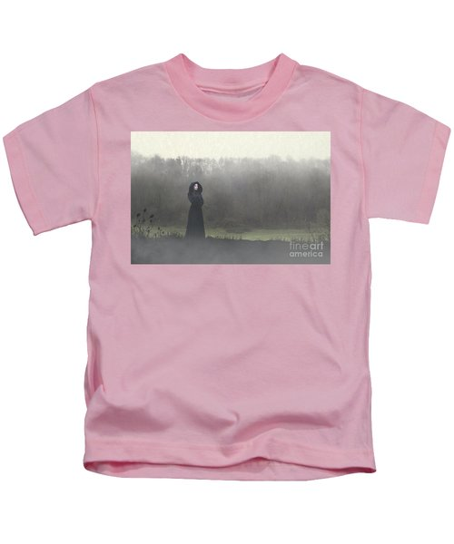 Beauty In The Fog Kids T-Shirt