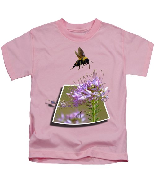 Bee Free Kids T-Shirt