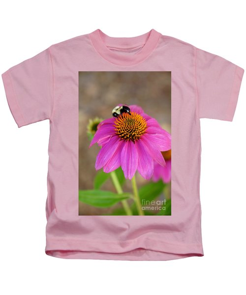Bee Happy Kids T-Shirt
