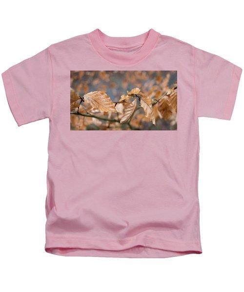 Beech Garland 3 Kids T-Shirt