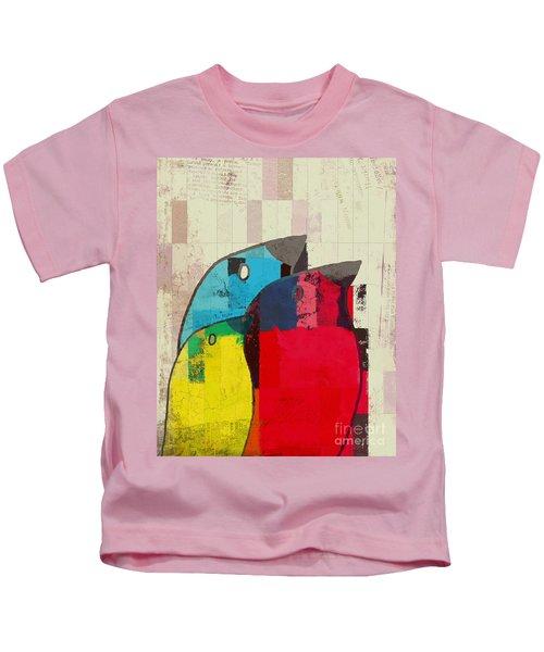 Birdies - J039088097a Kids T-Shirt