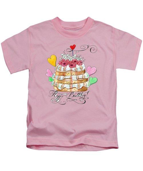 Birthday Cake Kids T-Shirt