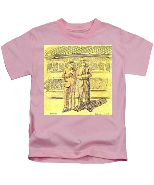 Bix And Tram Kids T-Shirt