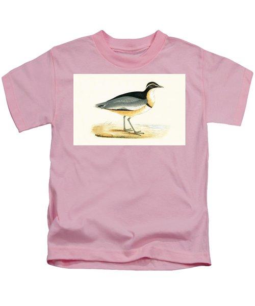 Black Headed Plover Kids T-Shirt