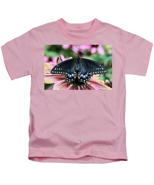 Black Swallowtail 3 Kids T-Shirt