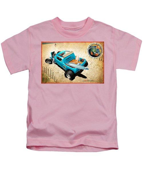 Board Breaker Kids T-Shirt
