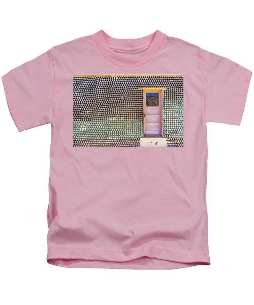 Bottle House Kids T-Shirt
