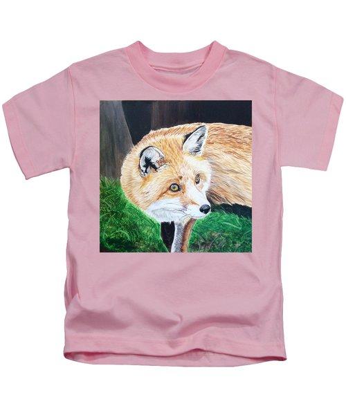 Bright Eyes Kids T-Shirt