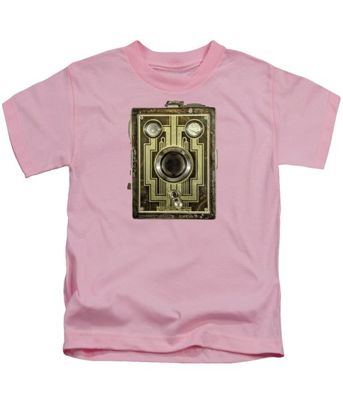 Brownie Six-20 Front Kids T-Shirt