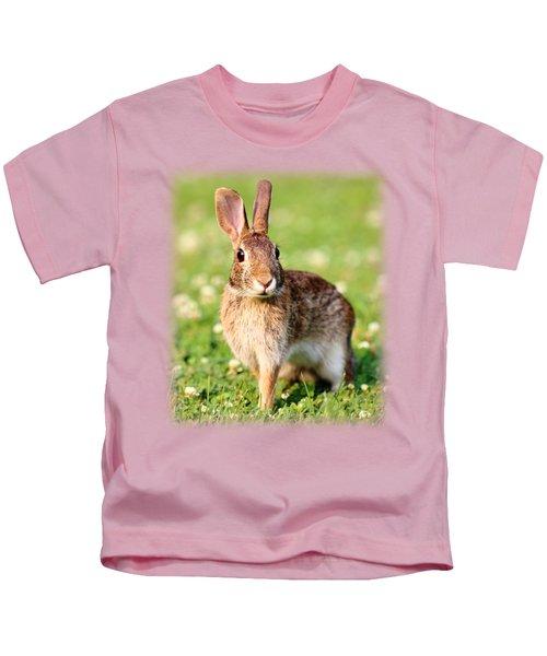 Bunny Hop Kids T-Shirt