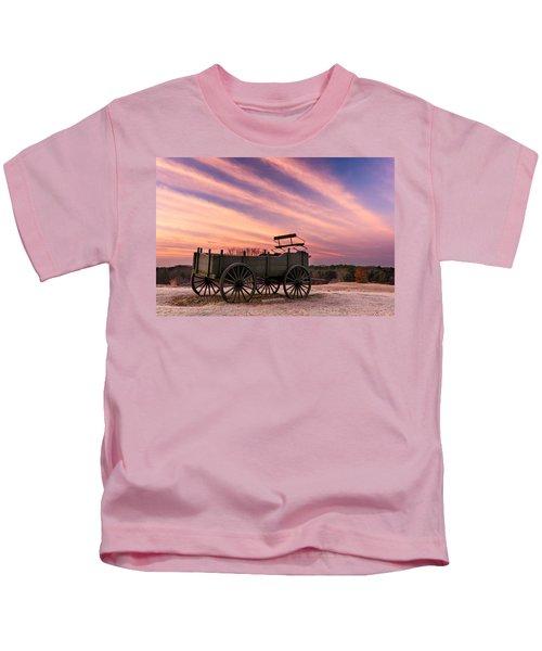Bygone Days Kids T-Shirt