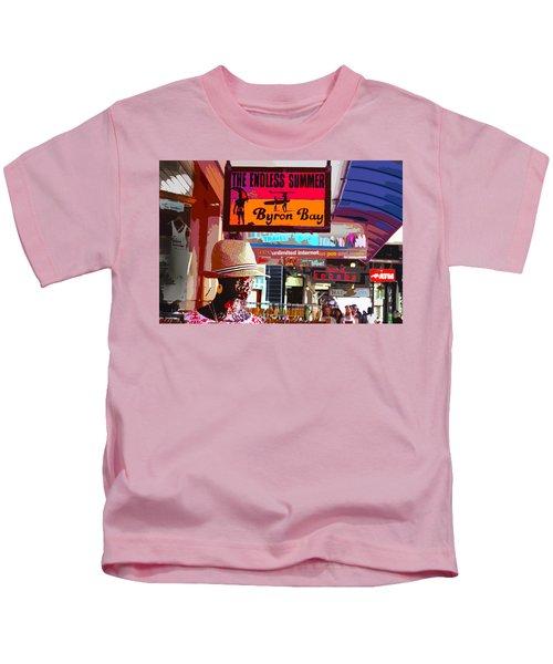 Byron Bay Summer Kids T-Shirt