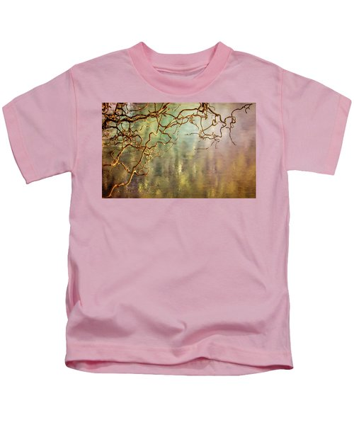 Calming Waters From Heaven Kids T-Shirt