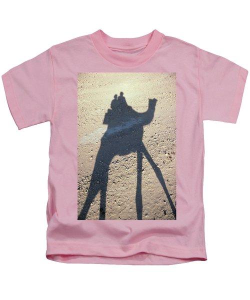 Camel Shadow Kids T-Shirt