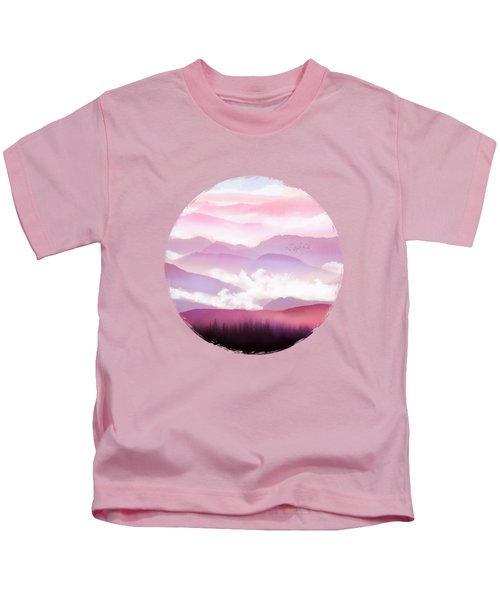 Candy Floss Mist Kids T-Shirt