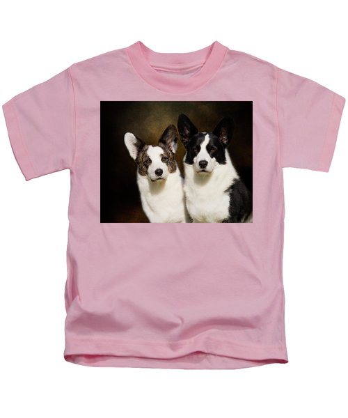 Cardigan Corgis Kids T-Shirt