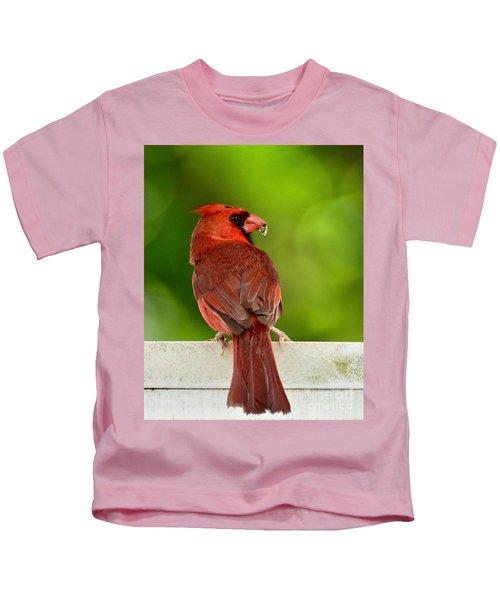 Cardinal Red Kids T-Shirt