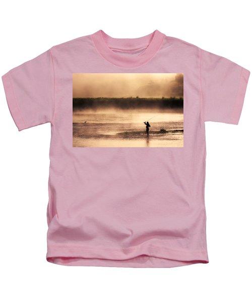 Casting Away Kids T-Shirt