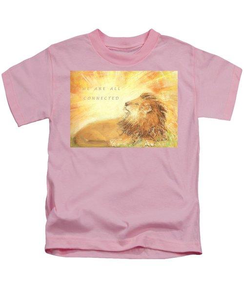 Cecil The Lion Kids T-Shirt