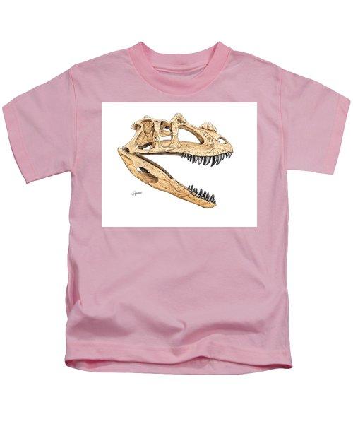 Ceratosaur Skull Kids T-Shirt