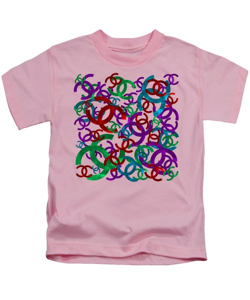 Chanel Sign-6 Kids T-Shirt