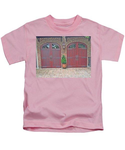 Charleston Doors Kids T-Shirt