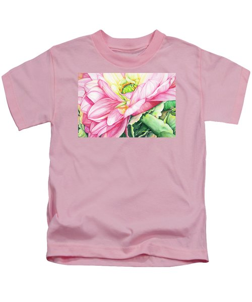 Chelsea's Bouquet 2 Kids T-Shirt