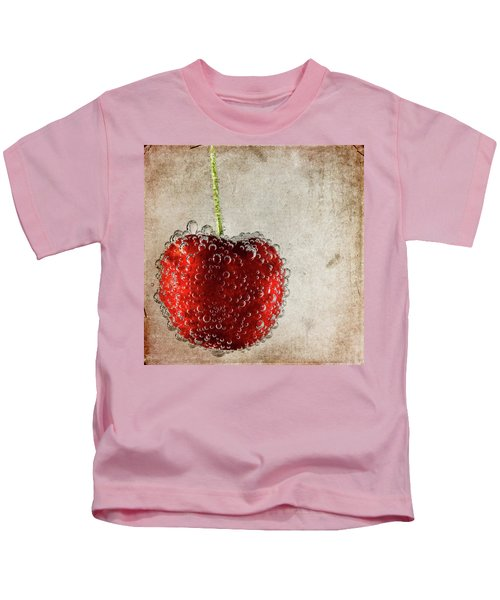 Cherry Fizz Kids T-Shirt