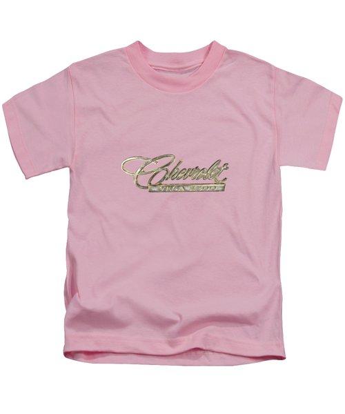 Chevrolet Vega Emblem Kids T-Shirt