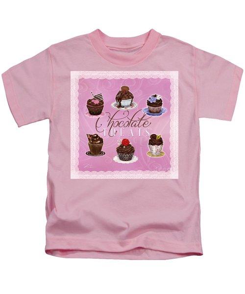 Chocolate Treats Kids T-Shirt