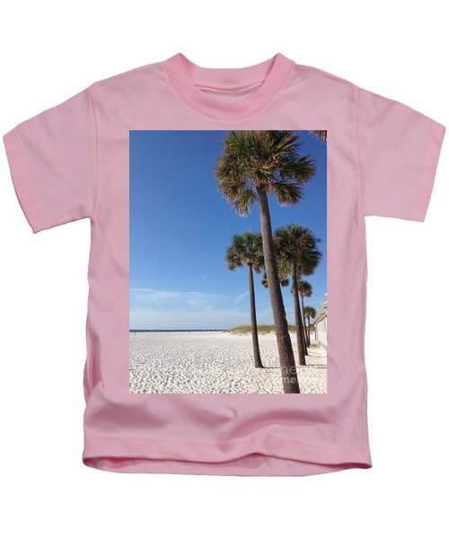 Clearwater Palms Kids T-Shirt