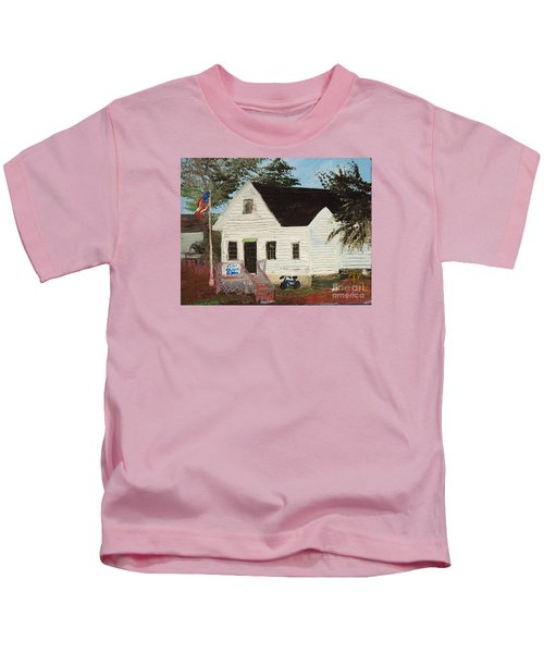 Cliff Island School Kids T-Shirt