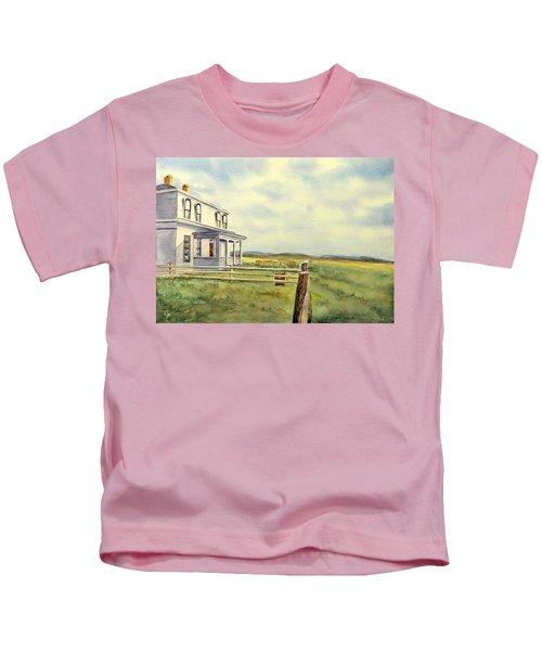Colorado Ranch Kids T-Shirt