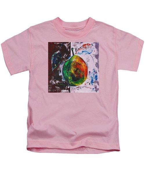 Colored Juicy Fruit Kids T-Shirt