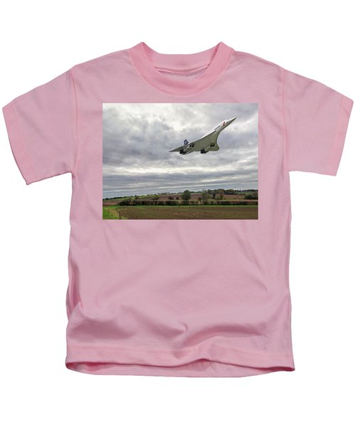 Concorde - High Speed Pass Kids T-Shirt