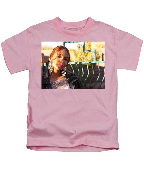 Cool Autum Kids T-Shirt