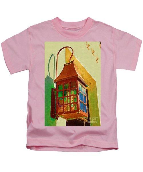 Copper Lantern Kids T-Shirt