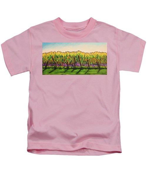 Cornfield Color Kids T-Shirt