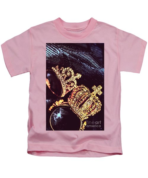 Coronation Of Jewels Kids T-Shirt