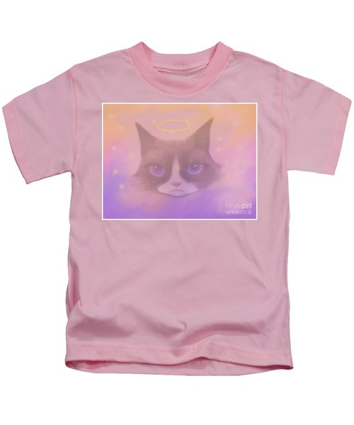 Cosmic Cat Kids T-Shirt