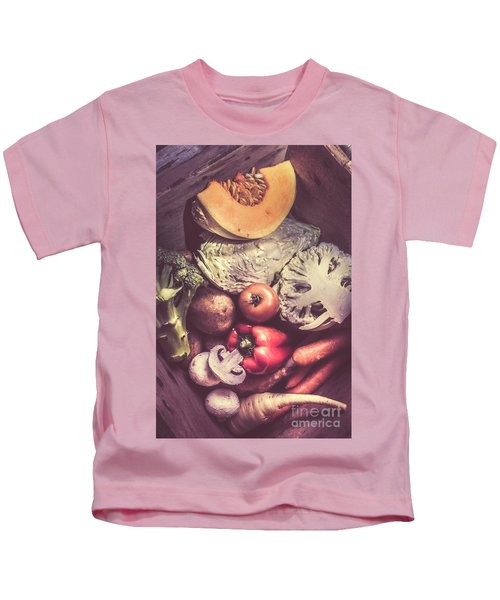 Country Style Foods Kids T-Shirt